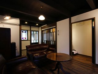 GION`s Hidden Gem x Exquisitely Restored traditional house x FREE WiFi