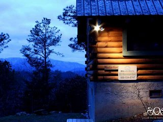 Quiet evenings surrounded by nature and the sights and sounds of the Smokies!