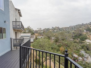 Laurel Canyon Modern Home Famous Views