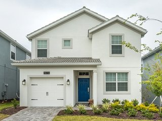 1573MB. 5 Bedroom 5 Bath Pool Home In The Stunning ChampionsGate Resort