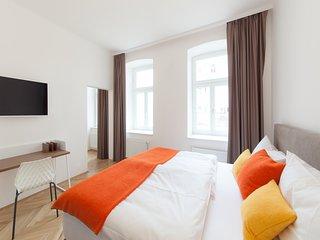 #35 Cube 70 - Dein stilvolles Altbauapartment in Wien (Basic, Maximum 2 Pax)
