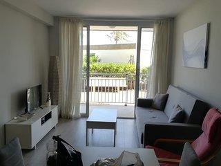 Apartamento en 1ª linea de playa en Cunit