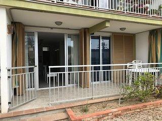 Apartamento en 1a linea de playa en Cunit