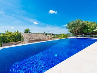 ES MOLI - Villa for 8 people in SINEU
