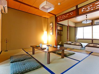 3bedrooms Kyomachiya Near Nijo Castle