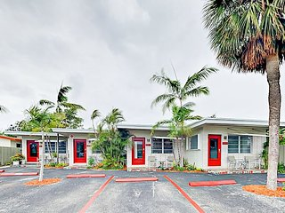 Private Wilton Manors 4-Unit Rental - Walk to Dining & Nightlife
