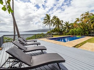 Hale Halona 4BR Oceanfront Home w/ Pool & Panoramic Views of Famous Surf Spot