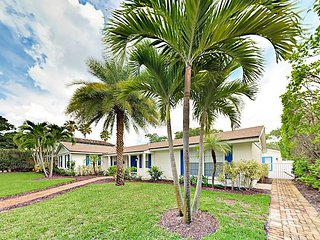 Immaculate 3BR + 1BR Cottage in Trendy SoSo Area, Near Palm Beach Favorites