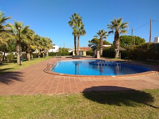 Airy three-bedroom apartment in Cabo de Palos