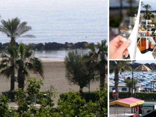 Casa Vacanze Carmen 25 mt dal mare, compreso 2 sdraio ed ombrellone nel prezzo.