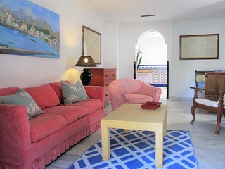 Cosy two bedrooms ground floor in the heart of Cabo de Palos