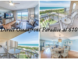 Brand New Condo & Listing!    Direct Oceanfront Tropical Paradise!!