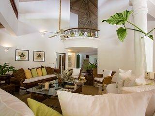 Villa de lujo en el Caribe (casa de Campo - Republica Dominicana)
