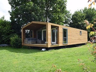 Huur een Eco-Cabin - duurzame tiny house van 50m2