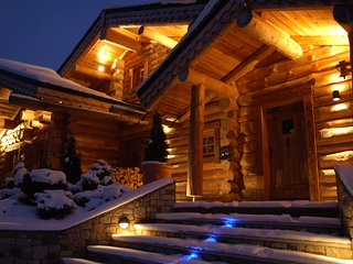 Chalet de Luxe 'Le Lodge des Sens' - Bolquere (Pyrenees) - 12 pers