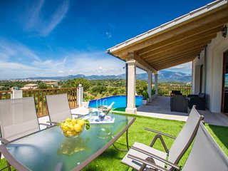 3 bedroom Villa in Inca, Balearic Islands, Spain : ref 5634250