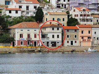 Two bedroom apartment Mali Losinj (Losinj) (A-8006-b)