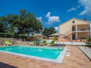 5 bedroom Villa in Crklada, Istria, Croatia : ref 5504777