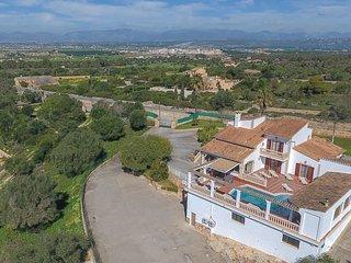 6 bedroom Villa in L'Aranjassa, Balearic Islands, Spain : ref 5523200