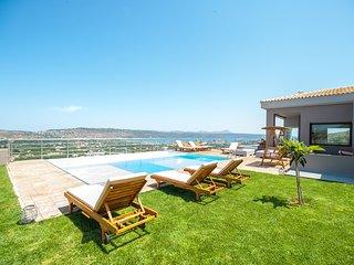 Kedria Luxury Seaview Villa, Tsikalaria Chania