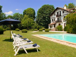 9 bedroom Villa in Soustons, Nouvelle-Aquitaine, France : ref 5049685