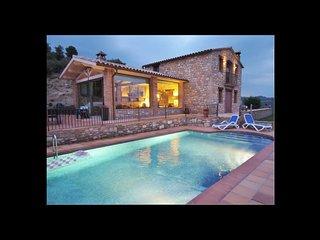 6 bedroom Villa in Sant Sebastià de Montmajor, Catalonia, Spain : ref 5622289