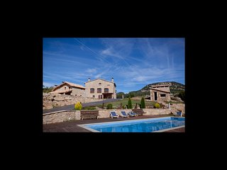 2 bedroom Villa in Berga, Catalonia, Spain - 5622495