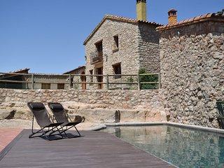 6 bedroom Villa in Castellolí, Catalonia, Spain : ref 5622435
