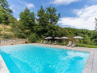 Saux Chateau Sleeps 24 with Pool - 5049462