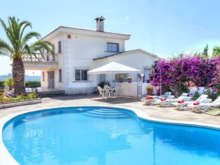 5 bedroom Villa in Lloret de Mar, Catalonia, Spain : ref 5519832