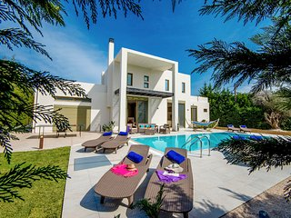4 bedroom Villa in Ialysos, South Aegean, Greece : ref 5635688