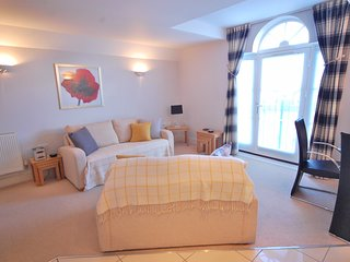 Modern two bedroom second floor apartment with lift and undercroft parking