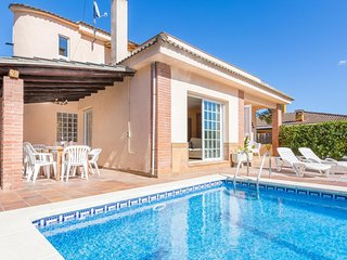 4 bedroom Villa in Blanes, Catalonia, Spain : ref 5506361