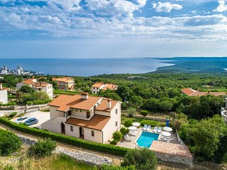6 bedroom Villa in Koromacno, Istria, Croatia : ref 5606907