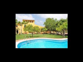7 bedroom Villa in Maspujols, Catalonia, Spain : ref 5622420