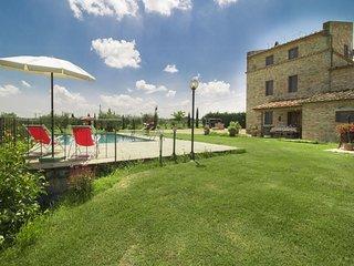 4 bedroom Villa in Montecchio, Tuscany, Italy : ref 5569779