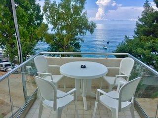 Beachfront Apartment 3 (Balcony with SeaView)