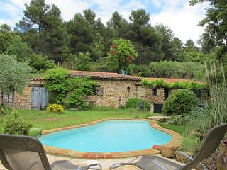2 bedroom Villa in Ampus, Provence-Alpes-Côte d'Azur, France : ref 5436992