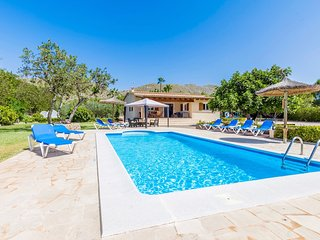 3 bedroom Villa in Cala San Vicente, Balearic Islands, Spain : ref 5629484