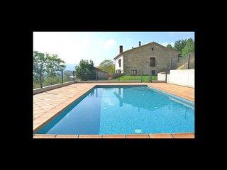 6 bedroom Villa in Sant Bartomeu del Grau, Catalonia, Spain : ref 5622462