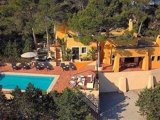 3 bedroom Villa in San Agustin des Vedra, Balearic Islands, Spain : ref 5535483