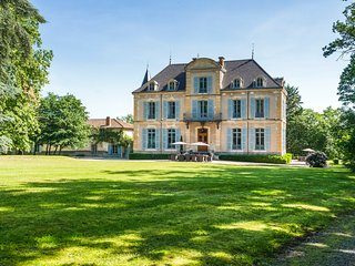 6 bedroom Chateau in La Pacaudiere, Auvergne-Rhone-Alpes, France : ref 5049796