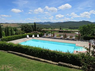 2 bedroom Apartment in Ponteginori, Tuscany, Italy : ref 5586470