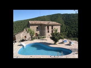 7 bedroom Villa in Coll de Nargó, Catalonia, Spain : ref 5622490