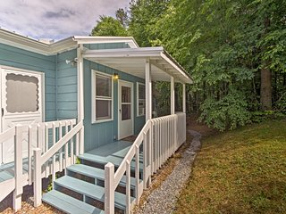 NEW! Hendersonville Cottage - 5 Mins to Downtown!