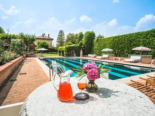 4 bedroom Villa in Pozzetto del Lovo, Veneto, Italy : ref 5048936