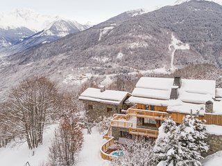 7 bedroom Chalet in Le Villard de Sangot, Auvergne-Rhone-Alpes, France : ref 521