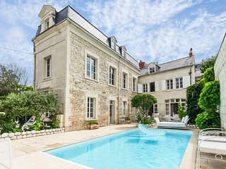 5 bedroom Chateau in Bagneux, Pays de la Loire, France : ref 5504158
