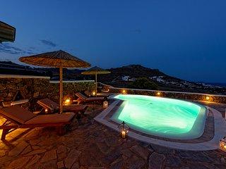 Hermosa Villa en Mykonos