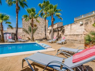 5 bedroom Villa in Maria de la Salut, Balearic Islands, Spain : ref 5503184